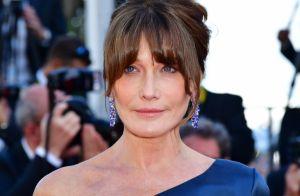 Carla Bruni : L'ex-première dame camoufle astucieusement ses rides