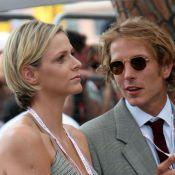 Charlene Wittstock et Andrea Casiraghi rendent le Tour de France... glamour !