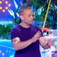 """Sylvain parle de sa perte de poids dans """"Les 12 Coups de midi"""", le 29 août, sur TF1"""