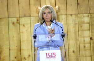 Brigitte Macron moquée :