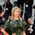 """Laura Dern lors de la première du film """"Marriage Story"""" lors du 76e festival du film de Venise, la Mostra, sur le Lido au Palais du cinéma de Venise, Italie, le 29 août 2019."""