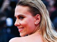 Scarlett Johansson en robe ultra fendue, Annabelle Belmondo divine à Venise