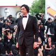 """Adam Driver lors de la première du film """"Marriage Story"""" lors du 76e festival du film de Venise, la Mostra, sur le Lido au Palais du cinéma de Venise, Italie, le 29 août 2019."""