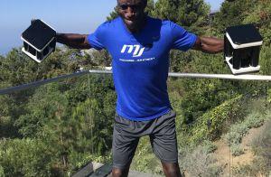 Michael Johnson : Paralysé après un AVC, l'ex-champion olympique remarche