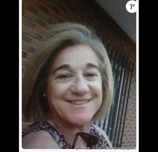 De vastes opérations de recherches étaient menées le 2 septembre 2019 dans la vallée de la Fuenfria près Cercedilla, au nord-ouest de Madrid en Espagne, pour tenter de retrouver l'ancienne skieuse Blanca Fernandez Ochoa, portée disparue depuis le 23 août. © Twitter Police nationale espagnole