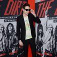 """Pete Davidson à l'avant-première du film Netflix """"The Dirt"""" au cinéma ArcLight dans le quartier de Hollywood, à Los Angeles, Californie, Etats-Unis, le 18 mars 2019."""
