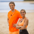 "Dylan et Fidji, photo officielle de ""La Bataille des couples"", TFX"