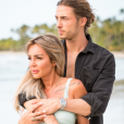 "Fidji et Dylan de ""La Bataille des couples"", photo officielle, sur TFX"