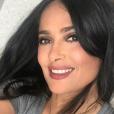 Salma Hayek sur Instagram, le 12 juin 2019.