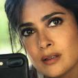 Salma Hayek sur Instagram, le 1er mai 2019.