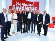 Vivement dimanche : Michel Leeb et Sandrine Bonnaire invités de Michel Drucker