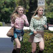Riley Keough, la ravissante petite-fille d'Elvis, fait ses débuts au cinéma... avec une Dakota Fanning très trash !