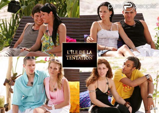L'île de la Tentation : 4 couples viennent tester leur amour face à 22 beaux célibataires durant 12 jours. Tentateurs et tentatrices de rêves, éloignement, rendez-vous romantiques... Ils sont mis à l'épreuve. Résisteront-ils à la tentation ?