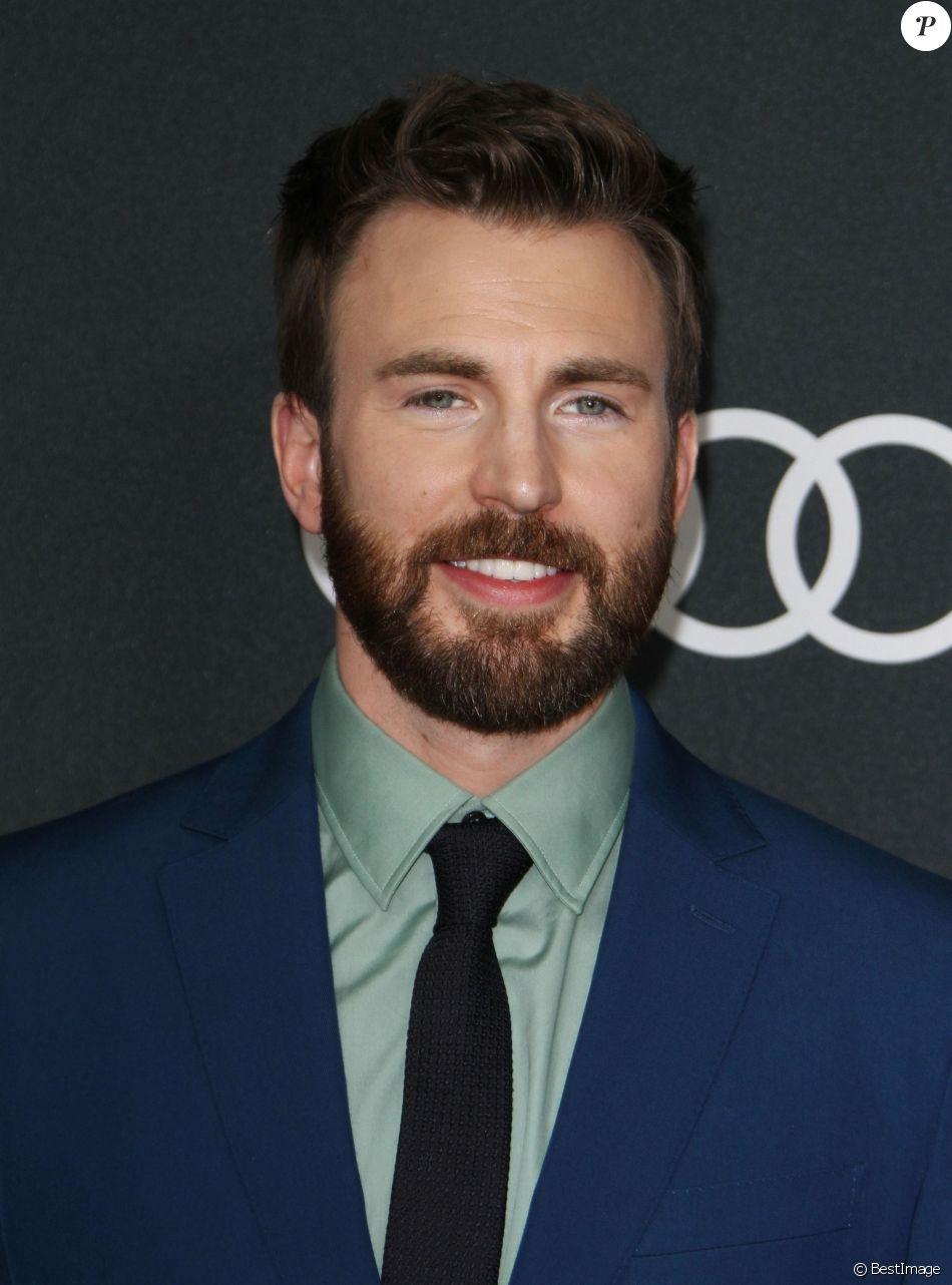 Chris Evans - Avant-première du film Avengers : Endgame à ...