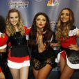 "Le groupe Little Mix au photocall de la saison 10 de ""America's Got Talent"" à New York, le 9 septembre 2015."