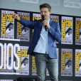 "Jeremy Renner - ""Marvel Studios"" - 3ème jour - Comic-Con International 2019 au ""San Diego Convention Center"" à San Diego, le 20 juillet 2019."