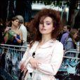 Helena Bonham Carter, alias Bellatrix Lestrange dans  Harry Potter , lors de la première à Londres de  Harry Potter et le Prince de Sang-Mêlé , le 7 juillet 2009