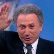Michel Drucker révèle le dernier texto de Johnny qui l'a fait fondre en larmes