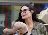 Demi Moore : Viol à 15 ans, fausse couche, drogue... L'actrice raconte tout