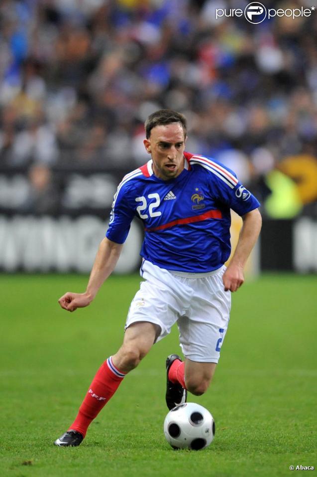 Franck Ribéry n'ira pas au Real Madrid cette saison...