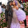Kylie Jenner et Travis Scott le 7 mai 2019 sur Instagram.