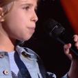 """Julia - """"The Voice Kids 2019"""", le 20 septembre 2019 sur TF1."""