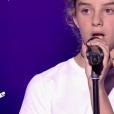 """Alaïs - """"The Voice Kids 2019"""", le 20 septembre 2019 sur TF1."""