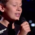 """Joann - """"The Voice Kids 2019"""", le 20 septembre 2019 sur TF1."""