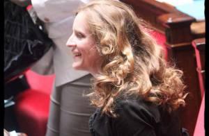 Nathalie Kosciusko-Morizet : la future maman se lâche et... nous adorons ça !