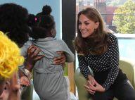 Kate Middleton : Look pointu pour une visite surprise à Londres