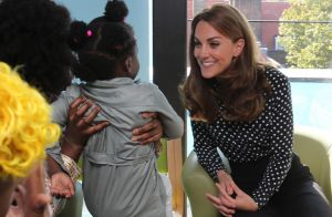 Kate Middleton : Look pointu pour une visite surprise à Londres