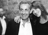 """Carla Bruni, photo et tendre message à Nicolas Sarkozy : """"Mon amour..."""""""