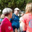 Exclusif - Le prince Albert II de Monaco a participé le 21 septembre 2019 à la première édition en principauté du World CleanUp Day, une opération de ramassage de déchets. © Claudia Albuquerque / Bestimage