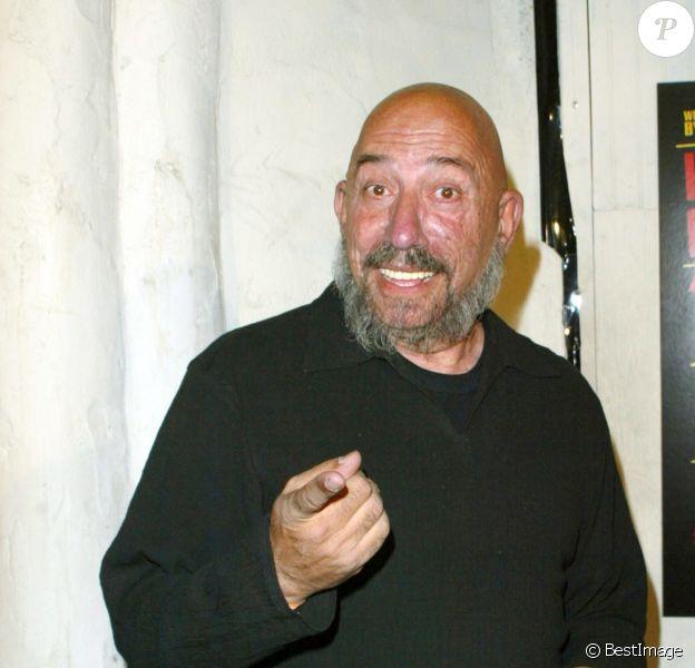 Sid Haig en 2003 à Hollywood.
