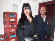 Rihanna à Paris : Canon sous la pluie avec les soeurs Gigi et Bella Hadid