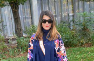 Karine Ferri : Matinée Fashion Week, avant les répèts de Danse avec les stars