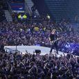Exclusif - Metallica en concert au stade de Twickenham à Londres, le 20 juin 2019.