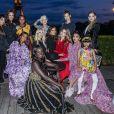 assistent au dîner après le défilé L'Oreal Paris 2019 au Café de l'Homme à Paris pendant la fashion week le 28 Septembre 2019. © Olivier Borde / Bestimage