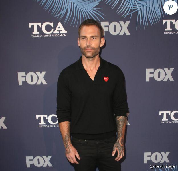 Seann William Scott à Los Angeles, le 2 août 2018.
