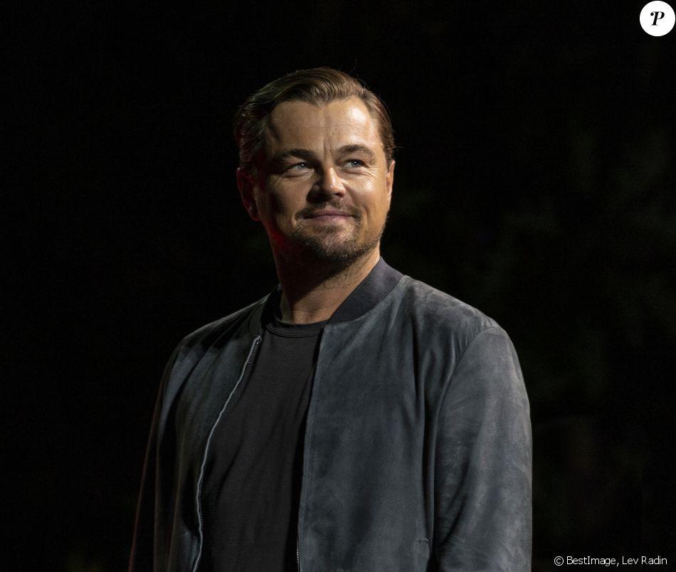 Leonardo DiCaprio - le festival Global Citizen 2019 à Central Park à New York, le 28 septembre 2019. © Lev Radin / Pacific Press / Bestimage
