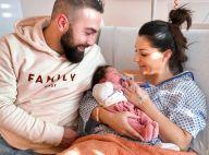 Anaïs Sanson (Les Princes) maman pour la 2e fois : sa fille Lila est née
