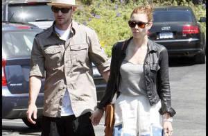 Justin Timberlake et Jessica Biel : ils s'aiment tellement... qu'ils en oublient même de se changer !
