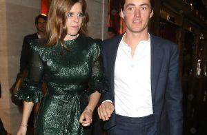 Beatrice d'York et Edoardo Mapelli Mozzi : Première apparition des fiancés
