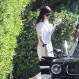 Dakota Johnson et son compagnon Chris Martin - Dakota Johnson célèbre son 30ème anniversaire au domicile de son compagnon C.Martin en présence de ses amis et ses parents. Malibu le 5 octobre 2019.05/10/2019 - Malibu