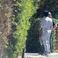 Chris Martin - Dakota Johnson célèbre son 30ème anniversaire au domicile de son compagnon C.Martin en présence de ses amis et ses parents. Malibu le 5 octobre 2019.05/10/2019 - Malibu