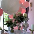 Petite fête pour souhaiter la bienvenue à Ruby, sur Instagram le 7 octobre 2019.