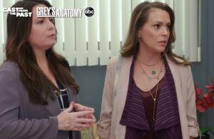 Grey's Anatomy : Premier teaser avec Alyssa Milano et Holly Marie Combs