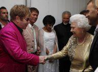 """Elton John : Son """"hilarante"""" anecdote sur la reine Elizabeth II"""