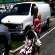 Tori Spelling et sa fille Stella
