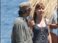 La sexy Elsa Pataky a-t-elle oublié Adrien Brody... dans les bras d'un charmant acteur italien ?!